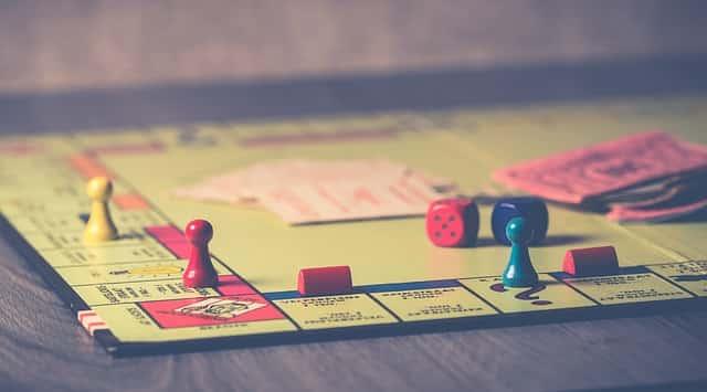 仮想通貨ボードゲームイメージ