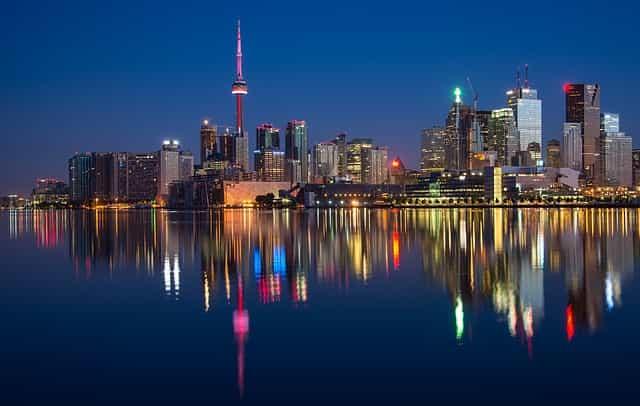 カナダのイメージ風景
