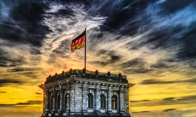 ドイツのイメージで連邦議会