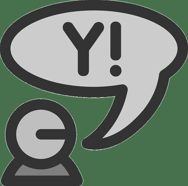 ヤフーの「Y」のデザイン
