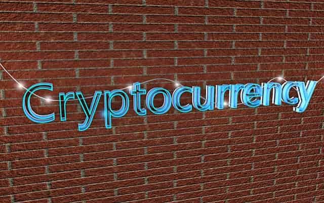 crypto currencyのロゴ