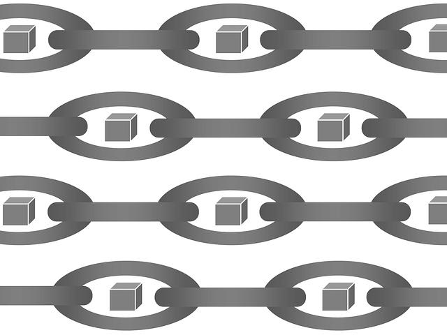 ブロックチェーンイメージ