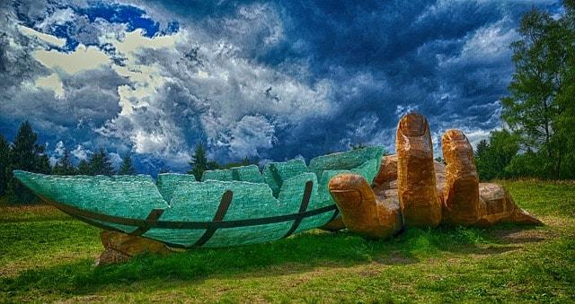ノアの箱舟2